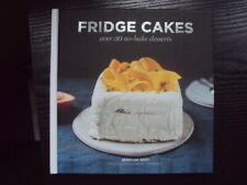 FRIDGE CAKES JEAN-LUC SADY RECIPE COOKBOOK BOOK NEW