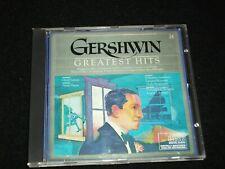GERSHWIN°GREATEST HITS<>VARIOUS  ~ 8S CD  (1984)  ° CBS WMLK-39454