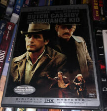 Butch Cassidy and the Sundance Kid Dvd1969 New Sealed Paul Newman Robert Redford