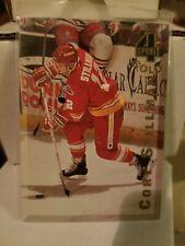 1994 Classic 4Sport Gold #144 Cory Stillman, Calgary Flames