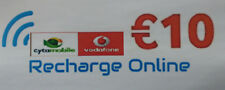 Cyprus Cytamobile – Vodafone €10 Credit Recharge Service