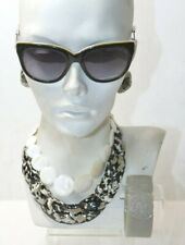 A21 Vintage Marc Jacobs Cat Eye Sunglasses & Unbranded Fashion Jewelry Lot & GWP