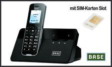 Senioren Telefon für Zuhause Festnetz mit SIM Karte Base Lutea Home TOP ZUSTAND
