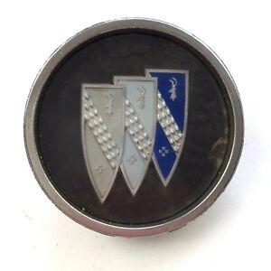 1960s Buick Logo Car Shield Emblem License Plate Garage Vtg Auto Decor Man Cave
