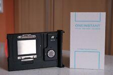 Hasselblad Polaroidmagazin HMi-100 + 3 NEUE Supersense Packfilme