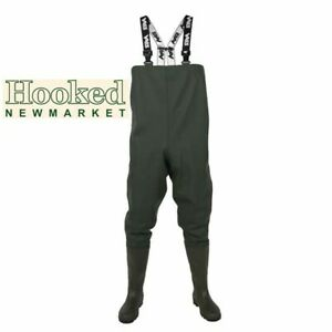 Vass Tex 600 Series PVC Chest Waders -   ALL sizes -   FREE NEXT DAY DELIVERY