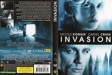 DVD - INVASION - Nicole Kidman - Daniel Craig