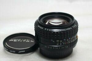 SMC Pentax-A 50mm f1.4 Lens *Mint*