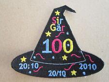 Sir Gar 100 2010 Girl Guides Cloth Patch Badge L5K C