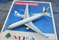 herpa mea airbus 330-200 aus metall1:500 nr 508599 in ovp aus sammlung