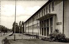 Diepholz Niedersachsen alte s/w Postkarte um 1950/60 Kreisberufsschule Schule