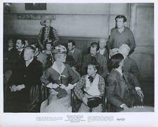 RICHARD EGAN DOROTHY MALONE TENSION AT TABLE ROCK 1956 VINTAGE PHOTO ORIGINAL #1
