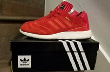 Adidas BUSENITZ PURE BOOST Scarlet Red White F37885 (351) Men s Sneakers NMD 1fa46229b82