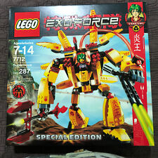 LEGO 7712 Exo-Force 7712 Supernova Limited Edition Light Power - New Mint SEALED