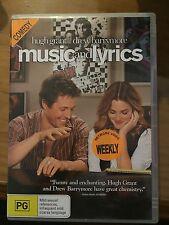 Music and Lyrics - DVD - Hugh Grant, Drew Barrymore