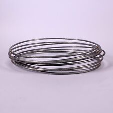 Aluminium Wire Rod 4.5mm x 5m Roll Soft and Easy To Cut 3D Modelling Wire