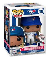Funko Pop! MLB #40 Vladimir Guerrero Jr. Toy Figure In Stock Toronto Blue Jays