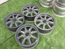 """JDM BR Black racing 15"""" wheels TA22 ae86 pcd114.3X4 ssr ke70 watanabe rims rs"""
