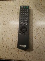 Sony DVD Remote Control RMT-D165A
