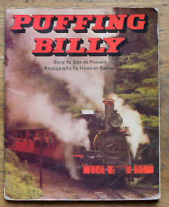 OLD BOOKLET Puffing Billy  A Story for Children 1978