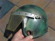 Original Vintage 1950S ? Usaf / Usn Flight Helmet