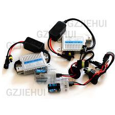 2x 55W HID Kit BALLAST Fast Bright 1s Quick Start AC With XENON Bulb Headlight