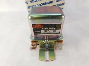 Voltage Regulator for Alternator Beck/Arnley 177-0098   Japan Made