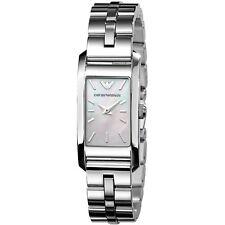 Emporio Armani Watches AR0733 Ladies Donna Steel Watch
