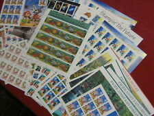 US stamp lot MNH sheets and booklets $158.40 face
