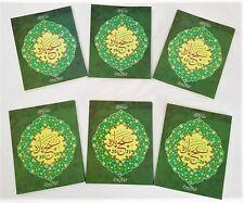 SPECIAL OFFER: Panj Para Set - The Quran in 6 Parts (Zia ul Quran)