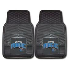 "Fan Mats NBA - Orlando Magic 2-pc Vinyl Car Mats 17""x27"" 9366"