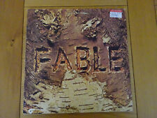FABLE VINYL LP SELF TITLED Uriah Heep Trapeze related 1973 Hard Rock Pete Goalby