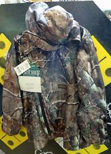 Sportchief Bow Hunting Jacket Archer Mens XL Canada Woods Camo Sport Chief EUC