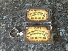 Ouija Board Keyring and Magnet Set. NEW. Horror Memorabilia. Occult, Witchcraft