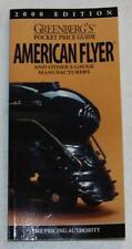 Greenberg's Pocket Guide American Flyer And Other S Manufacturers 2000 Edition