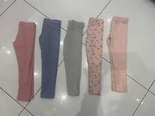 Next Girls Leggings Age 4-5