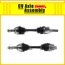 Front Pair CV Axle 2 PCS For 2002-2005MERCURY MOUNTAINEER(AWD)/2003-2005 AVIATOR