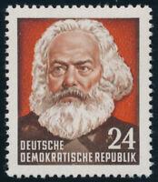 DDR, MiNr. 349 II YII, sauber postfrisch, Befund Dr. Ruscher, Mi. 150,-