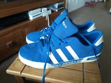 Mens Adidas Neo Trainers Size 12(47). Blue