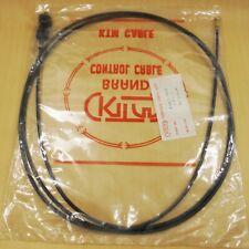 For Isuzu D-max dmax Pickup 2003-06 CABLE FUEL LID LOCK CONTROL No.8-98072-755-0