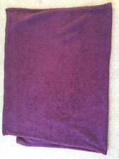 Deep Purple Blanket Throw (130cm x 200cm)