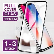 iPhone 12 11 X XS XR | PRO | MAX | MINI 10D Glas Panzerfolie FULL Display Schutz