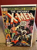 Uncanny X-Men #132 VF 1st Hellfire Club Newsstand