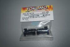 Yokomo YZ-4 Aluminum Front Steering Hub Carrier/10 deg (Z4-41310)