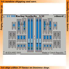 Eduard 24108 1/43 Willans 4 points Blue Seatbelts