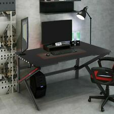 Computer Desk Gaming Table Gamer Workstation Home Office Furniture Gaming PC