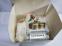 "Kurt S. Adler Polonaise Grand Piano 5"" Ornament - AP 1018 NEW IN BOX"