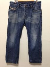 Diesel Jeans Waykee 28403.8oz 28403.8oz Trousers Regular Straight Blue New Wow