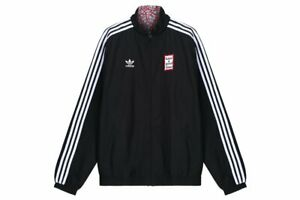 adidas x HAVE A GOOD TIME Reversible Track Top Black RRP £140 Brand New DP7444