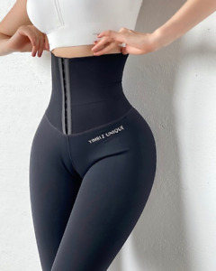 High Waist Building Fitness Stretch Trousers Tiktok Leggings Workout Yoga Pants